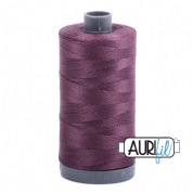 Aurifil 28 Cotton Thread - 2568 (Purple)